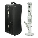Clear 10 Arm Tree Percolator Bong