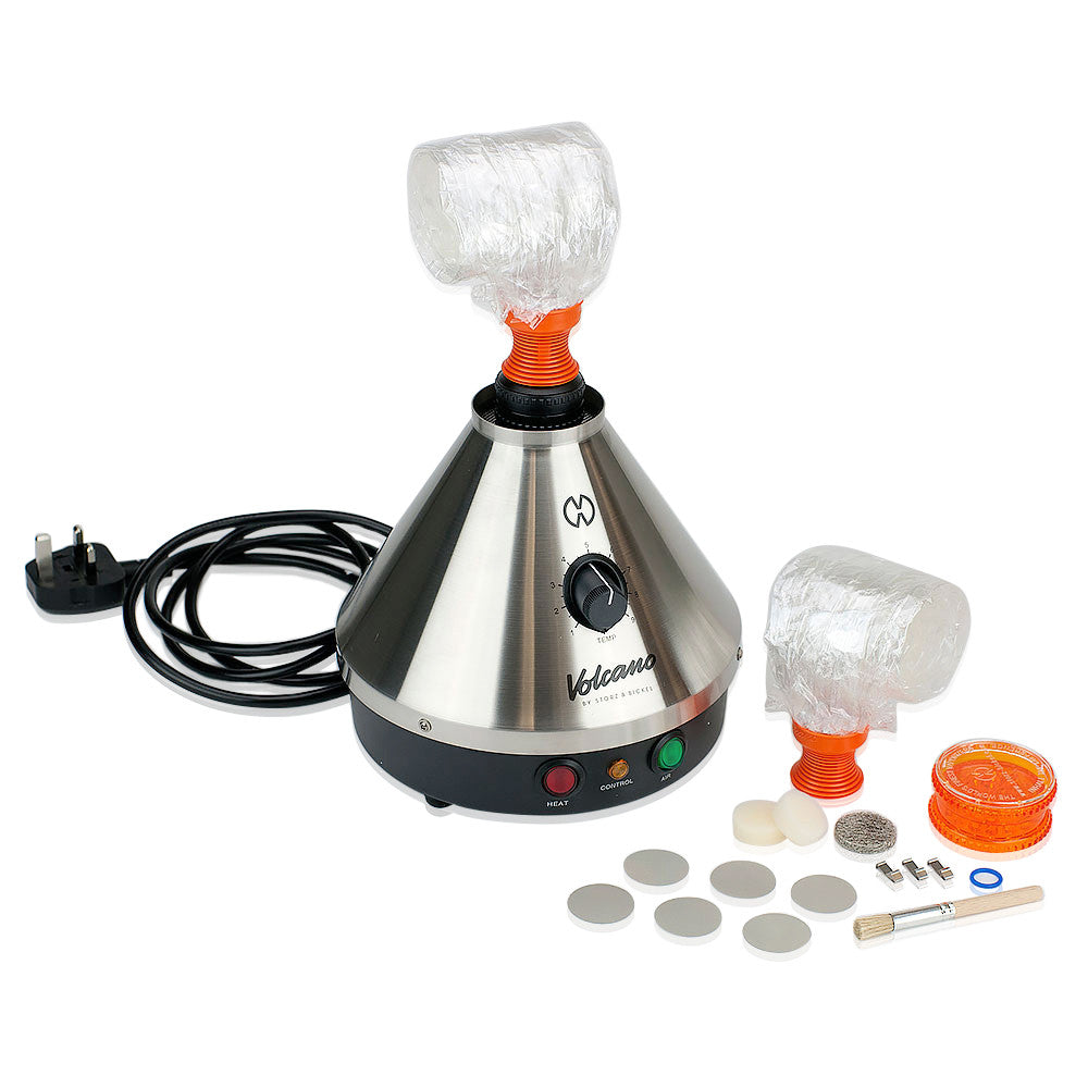 Volcano Vaporizer classic UK cheap kit
