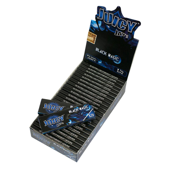 Flavored Rolling Papers Regular Size Black Magic
