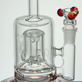 Colour Lip Wrap Bubbler With Spin Perc