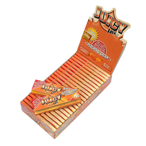 Papers Box of 24 Packs Peaches and Cream Flavor