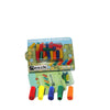 Multicoloured Re-usable Filter Tips Single Pack x 25 Tips