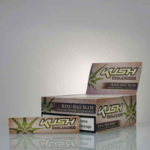 Rolling Papers King Size Slim Organic Single Pack