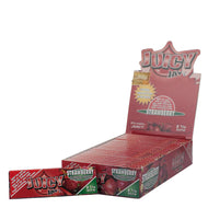 Flavored Rolling Papers Regular Size Strawberry