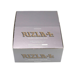 Rolling Papers King Size Slim Silver Box