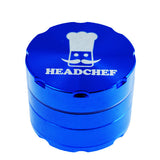 Buy Head Chef 50mm Razor Grinder Blue UK