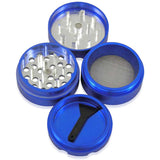 Head Chef 50mm Razor Grinder UK Blue