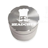 Buy Head Chef 50mm Razor Grinder UK Silver
