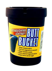 Butt Bucket Extinguishing Ashtray