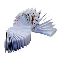 Filter Tips Poker Single Book