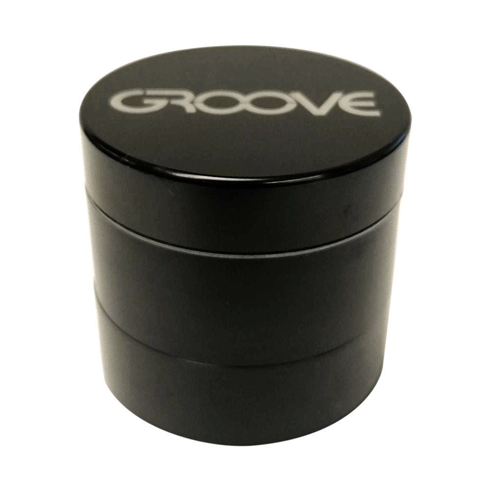 Groove 4-part grinder by Aerospaced
