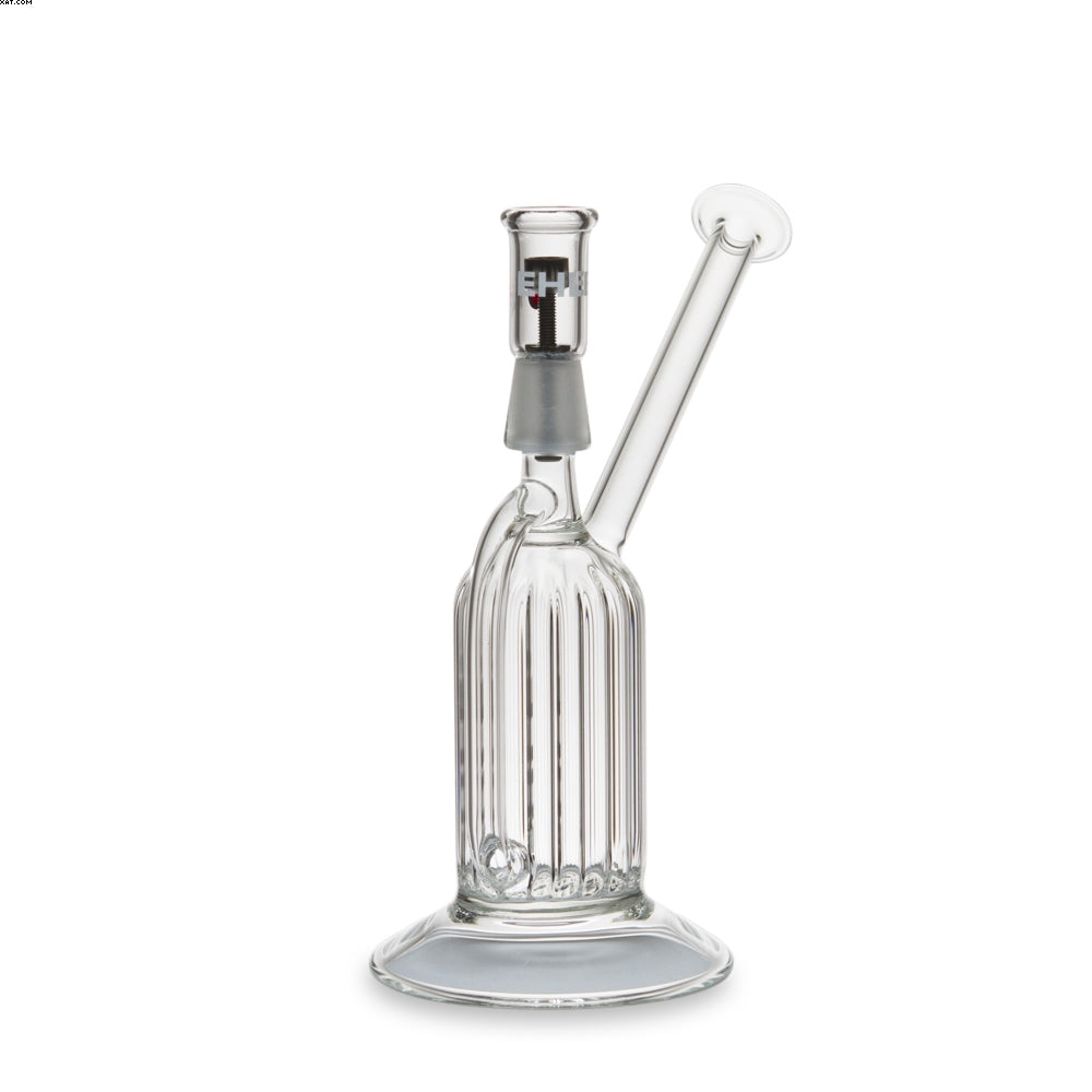 Ribbed Glass Oil Rig