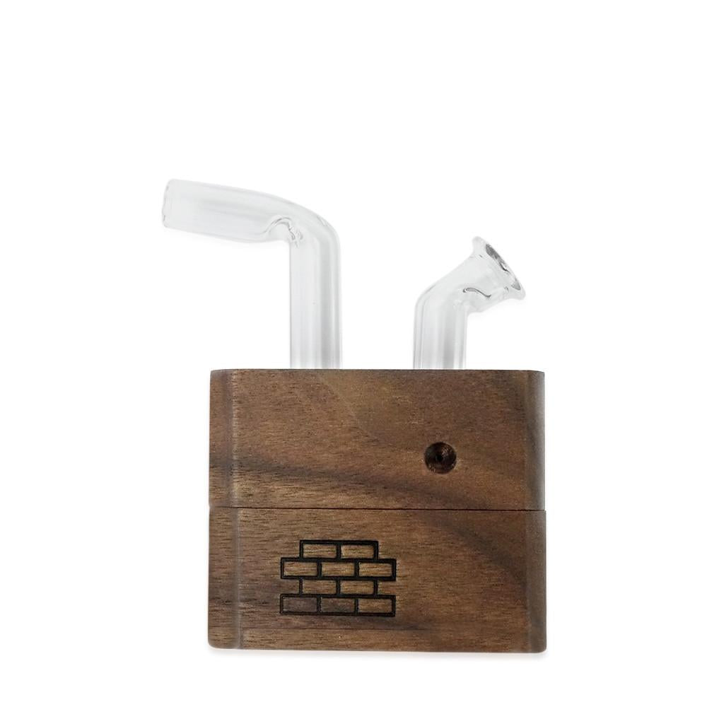 Sticky Brick Junior Vaporizer Walnut EveryoneDoesIt UK