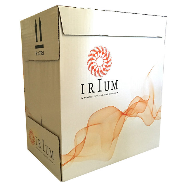 Pack de 6 Botellas de Irium Pink Gold - Due Company - BODECA