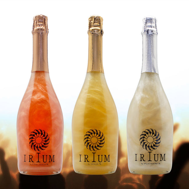 Irium Pink Gold - Due Company - BODECA