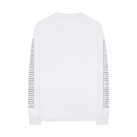 Bishop Briggs Tour Long Sleeve T-Shirt