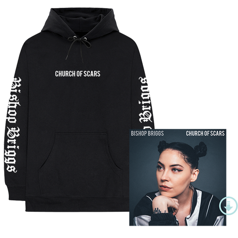 CHURCH OF SCARS HOODIE + DIGITAL ALBUM