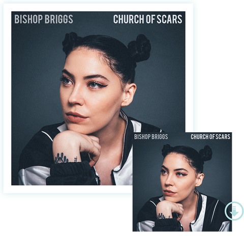 CHURCH OF SCARS SIGNED LITHO + DIGITAL ALBUM