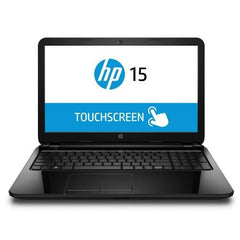 HP Pavilion 15-r052NR Touchscreen Laptop Intel Core i3-4005U 1.7GHz 4GB 500GB 15.6in W8.1