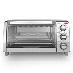 Four grille-pain à convection naturelle Black & Decker