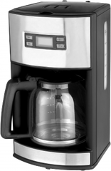 Hometrends cafetière 12 tasses programmable-B