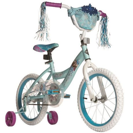 Bicyclette La Reine des neiges de 16