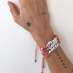 Pulsera Summer (Personalizable)