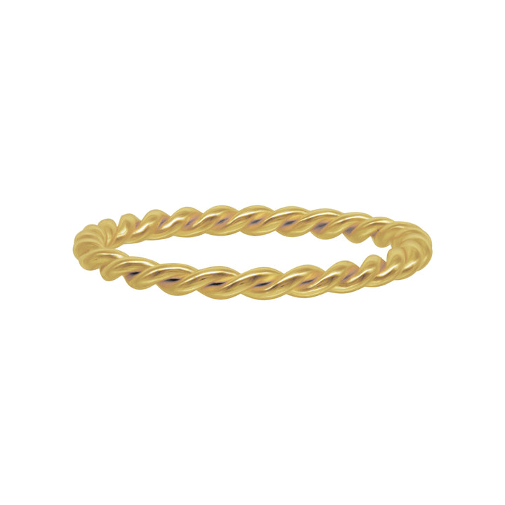 Anillo Fine Braided