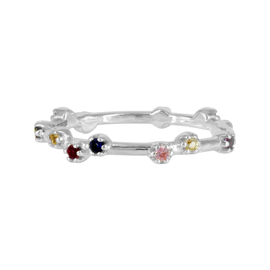 Anillo Colors Silver