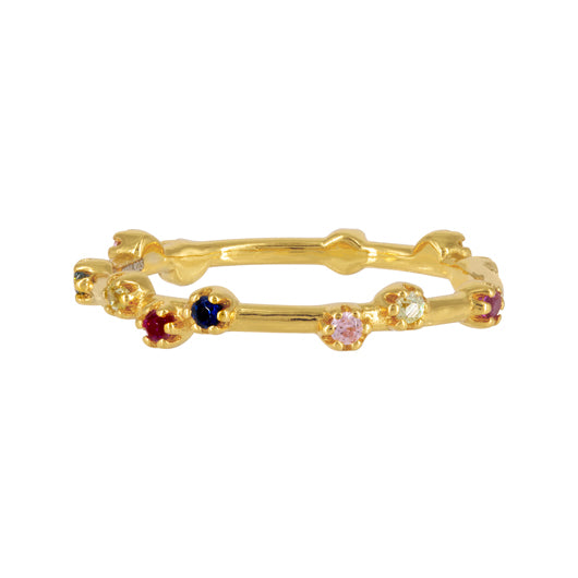 Anillo Colors Gold