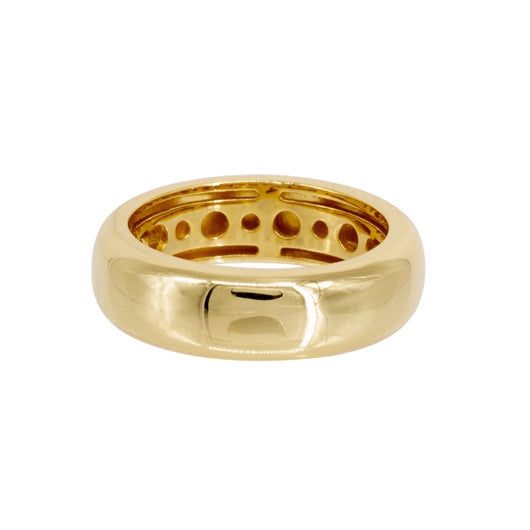Anillo Heavy Alliance Gold