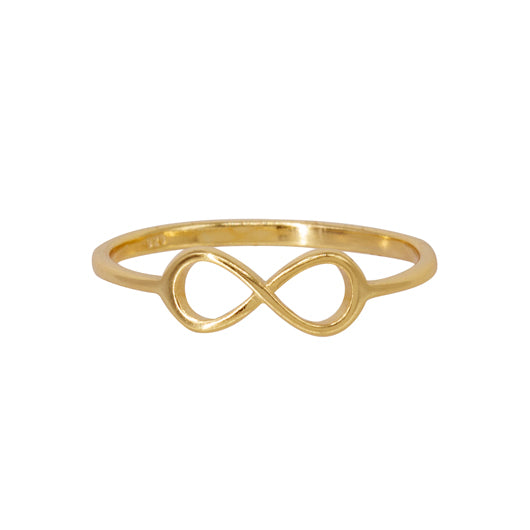 Anillo Infinite Gold