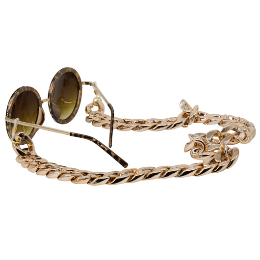 Cadena Glasses Milos Gold