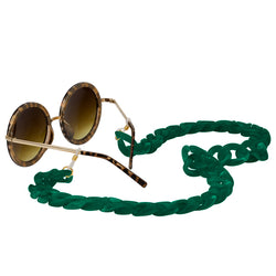 Cadena Glasses Milos Green