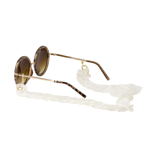 Cadena Glasses Milos Blanco