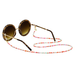 Cadena Glasses Pastel Colorine String