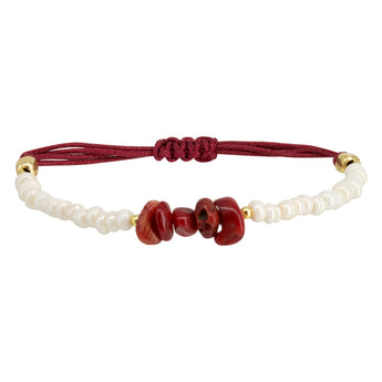 Pulsera Lia Red