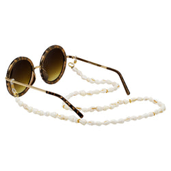Cadena Glasses Seashell String