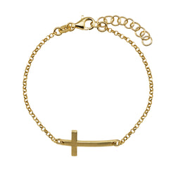 Pulsera Charm Cross