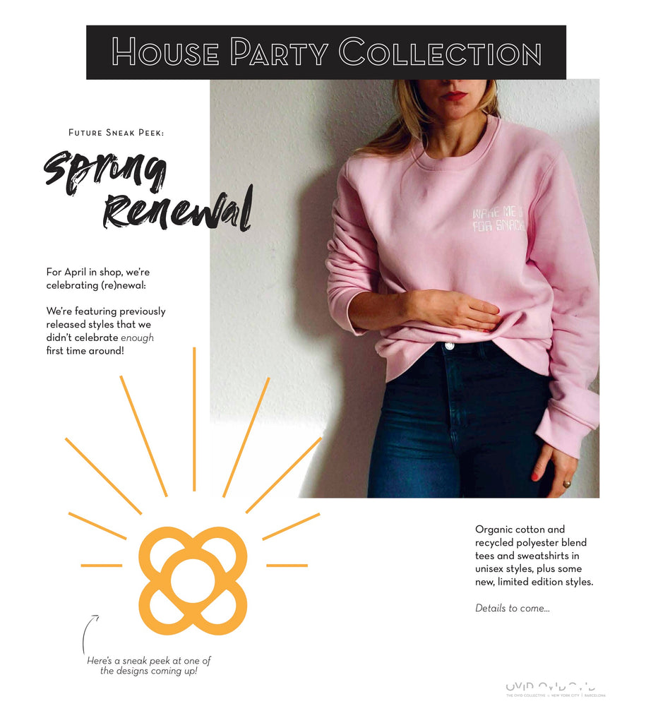 Spring Renewal Collection