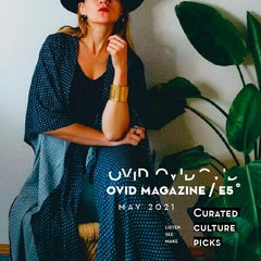 Ovid Culture Magazine Issue 5 May