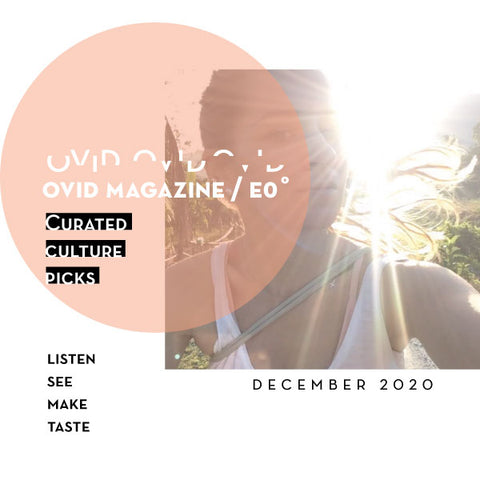 The Ovid Collective Magazine December 2020 Edition 0