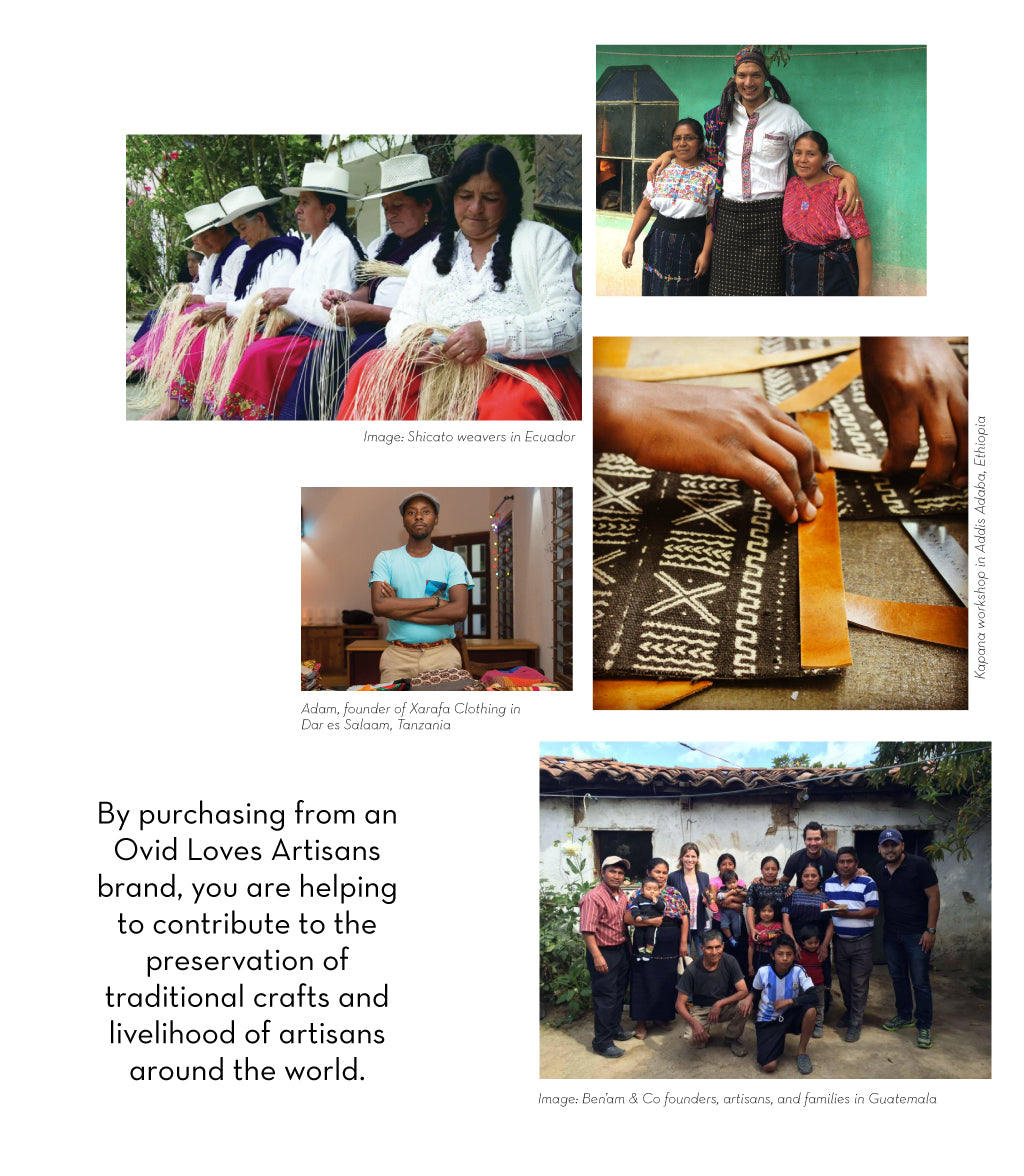 Our artisan partners