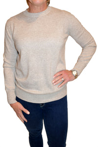 Brushed Cashmere Pullover