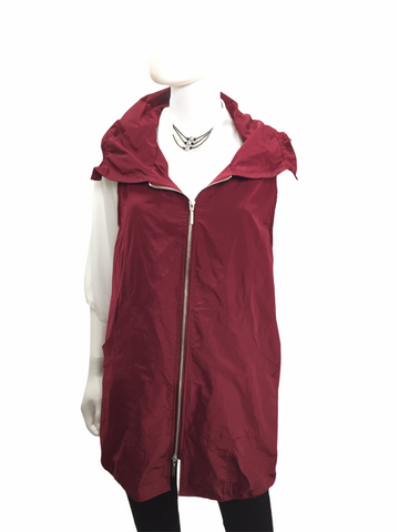Tunic Vest red