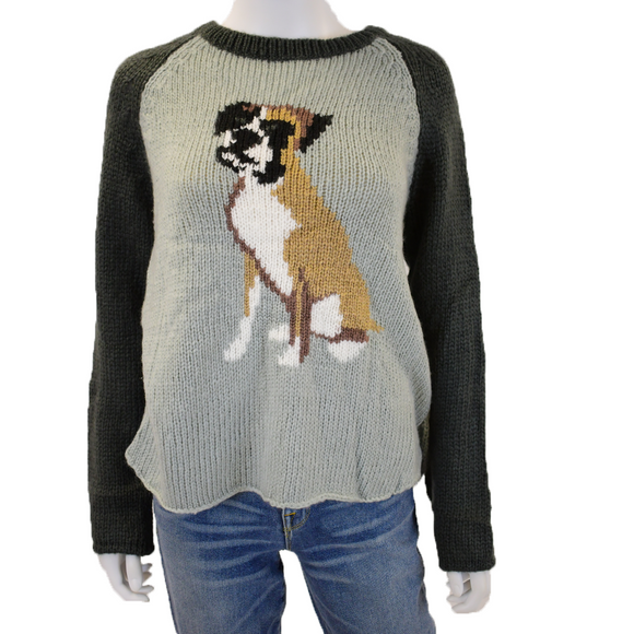 Boxer Ragland Sweater