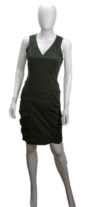 Raymond Ruched Sleeveless Dress