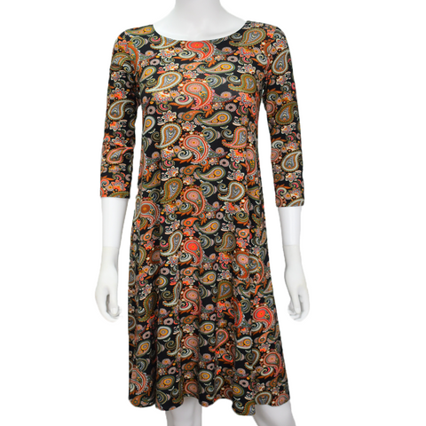 3/4 Sleeve Lexi Dress