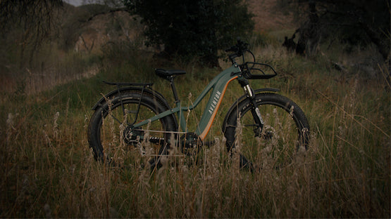 Get To Know the Aventure Ebike