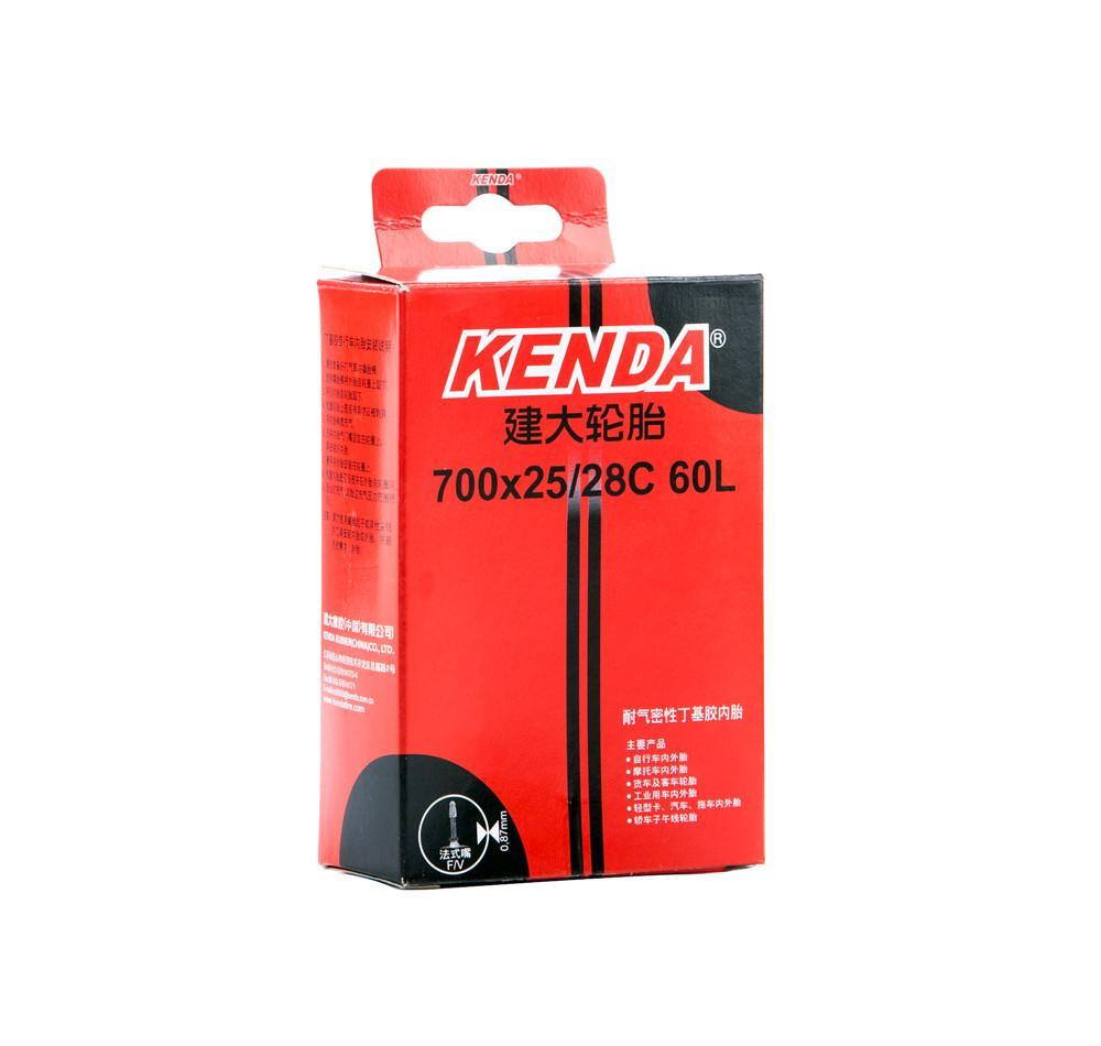 Kenda Presta Bicycle Road Tube - Aventon Bikes